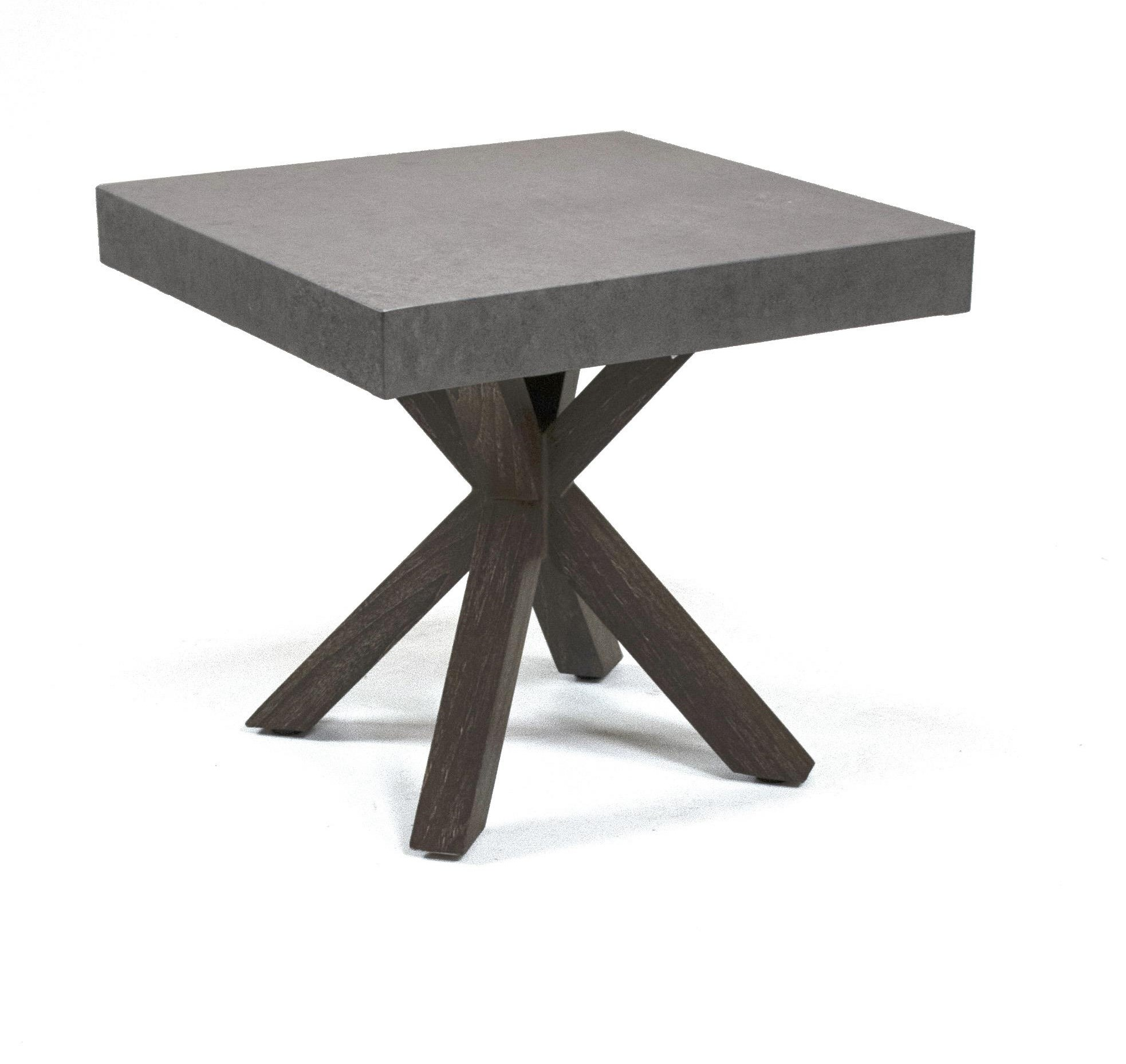 Patio Renaissance 23 inch End Table Top by Patio Renaissance at Johnny Janosik