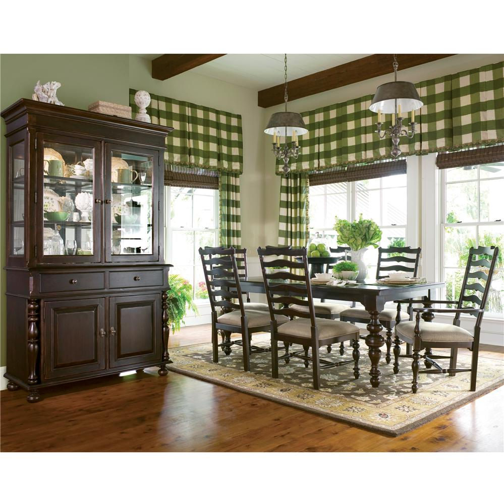 Paula Deen by Universal Paula Deen Home 9Pc Dining Room - Item Number: 932653 9pc