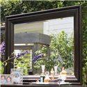 Paula Deen by Universal Paula Deen Home Rectangular Shaped Mirror - Item Number: 93204M