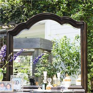 Morris Home Furnishings Paula Deen Home Decorative Landscape Mirror