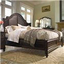 Paula Deen by Universal Paula Deen Home King Steel Magnolia Bed - Item Number: 93220