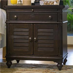 Paula Deen by Universal Home Door Nightstand