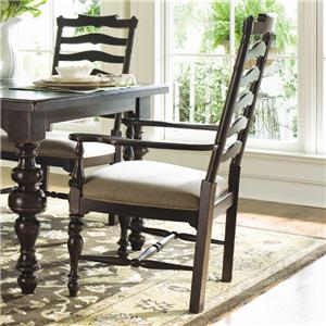 Paula Deen by Universal Paula Deen Home Mike's Dining Arm Chair