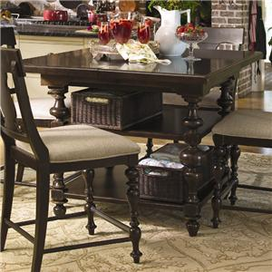 Paula Deen by Universal Paula Deen Home Kitchen Gathering Table