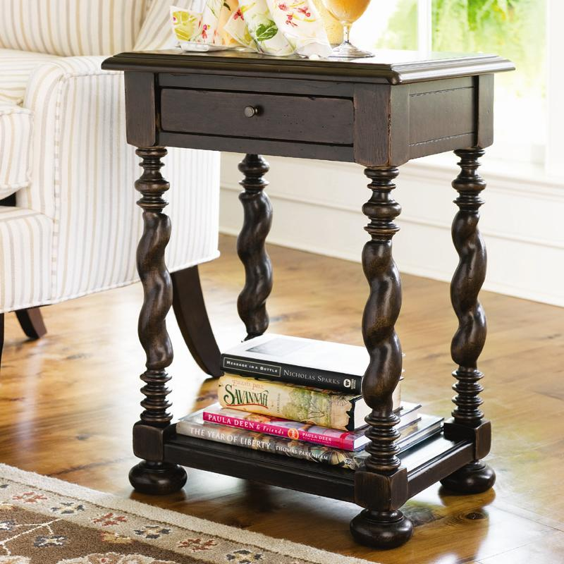 Paula Deen by Universal Paula Deen Home Sweet Tea Side Table - Item Number: 932827