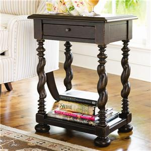 Paula Deen by Universal Paula Deen Home Sweet Tea Side Table