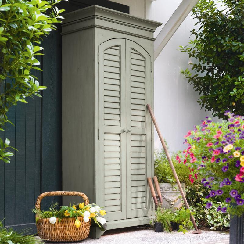 Paula Deen by Universal Paula Deen Home Utility Cabinet - Item Number: 995417