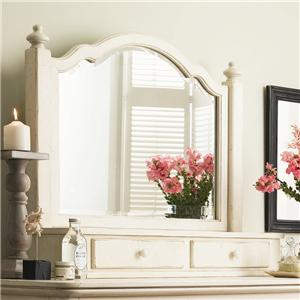 Morris Home Furnishings Pinehurst The Lady's Storage Mirror