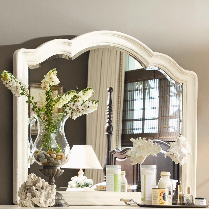 Paula Deen by Universal Paula Deen Home Decorative Landscape Mirror - Item Number: 99605M
