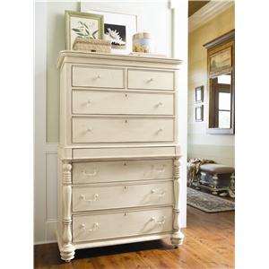 Morris Home Pinehurst Tall Chest