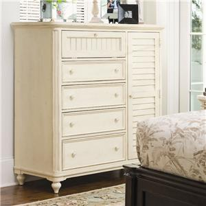 Morris Home Furnishings Pinehurst Door Chest