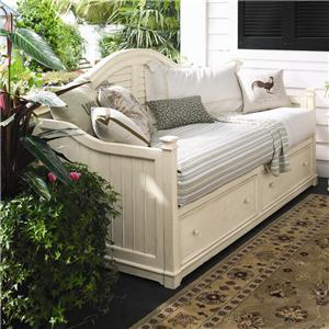 Morris Home Furnishings Pinehurst Day Bed
