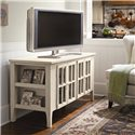 Universal Home 62-inch Entertainment Console with Framed Glass Doors
