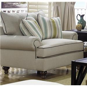 Paula Deen by Craftmaster P711700 Upholstered Chair