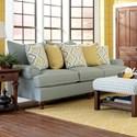Paula Deen by Craftmaster P711700 Traditional Stationary Sofa - Item Number: P711750BD-FLEEK-21