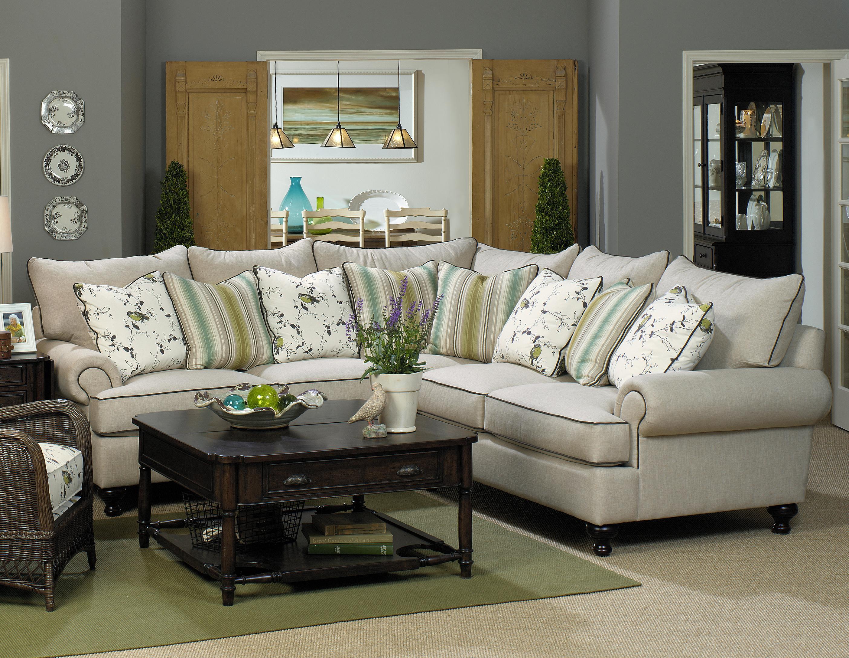 paula deencraftmaster p711700 2piece sectional sofa