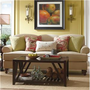 Paula Deen by Craftmaster P736500 Sofa