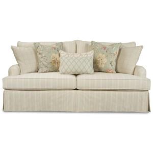 Paula Deen by Craftmaster P973650BD 98 Inch Sofa
