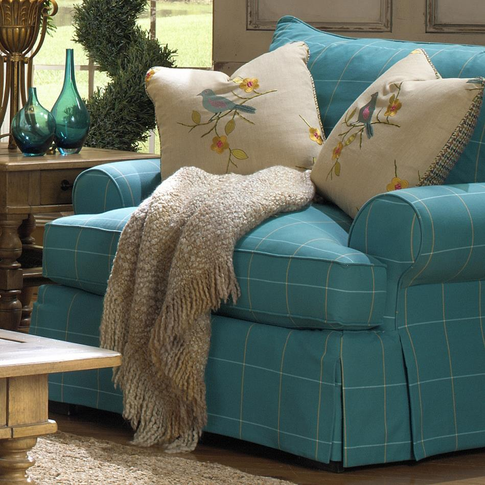 Paula Deen By Craftmaster P997000 Chair And A Half With