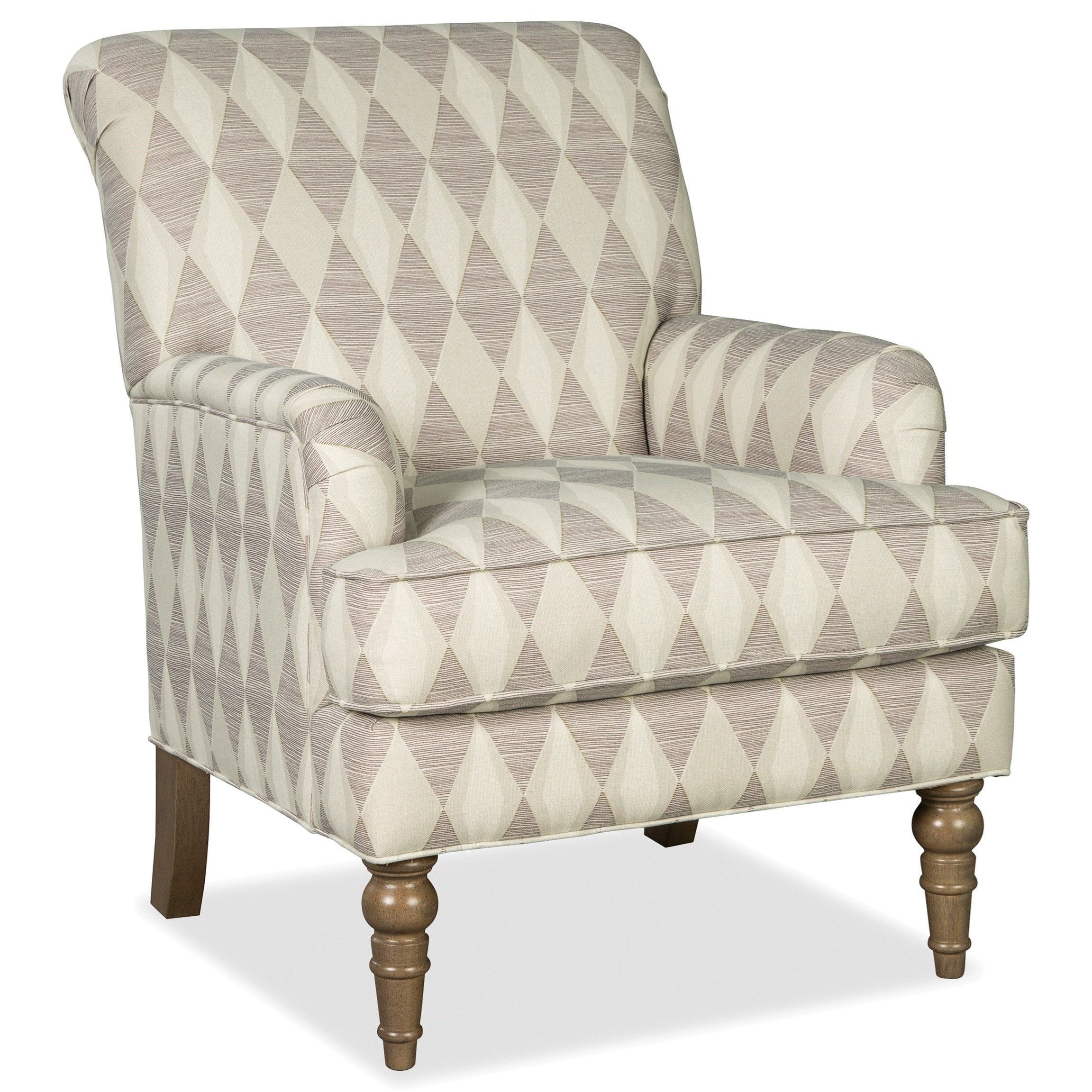 Paula Deen Upholstered Accents Chair by Paula Deen by Craftmaster at Jacksonville Furniture Mart