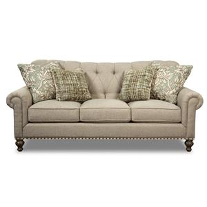 Paula Deen by Craftmaster PD754100 Sofa