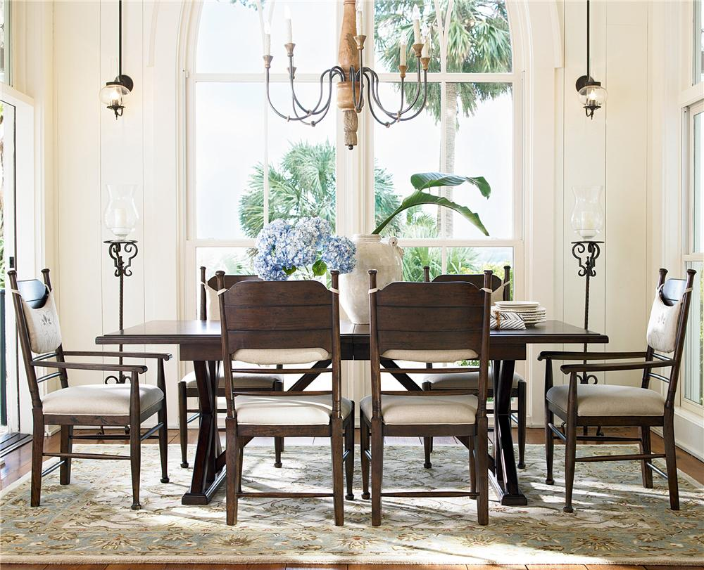 Paula Deen by Universal Down Home 5Pc Dining Room - Item Number: UNI1935PC
