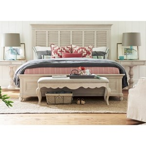 Paula Deen by Universal Bungalow Queen Bedroom Group