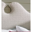 Paula Deen by Universal Bungalow Boat House King Upholstered Bed