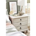 Paula Deen by Universal Bungalow Cottage Nightstand with Power Outlet