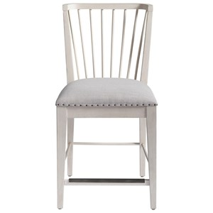 Paula Deen by Universal Bungalow Windsor Counter Chair
