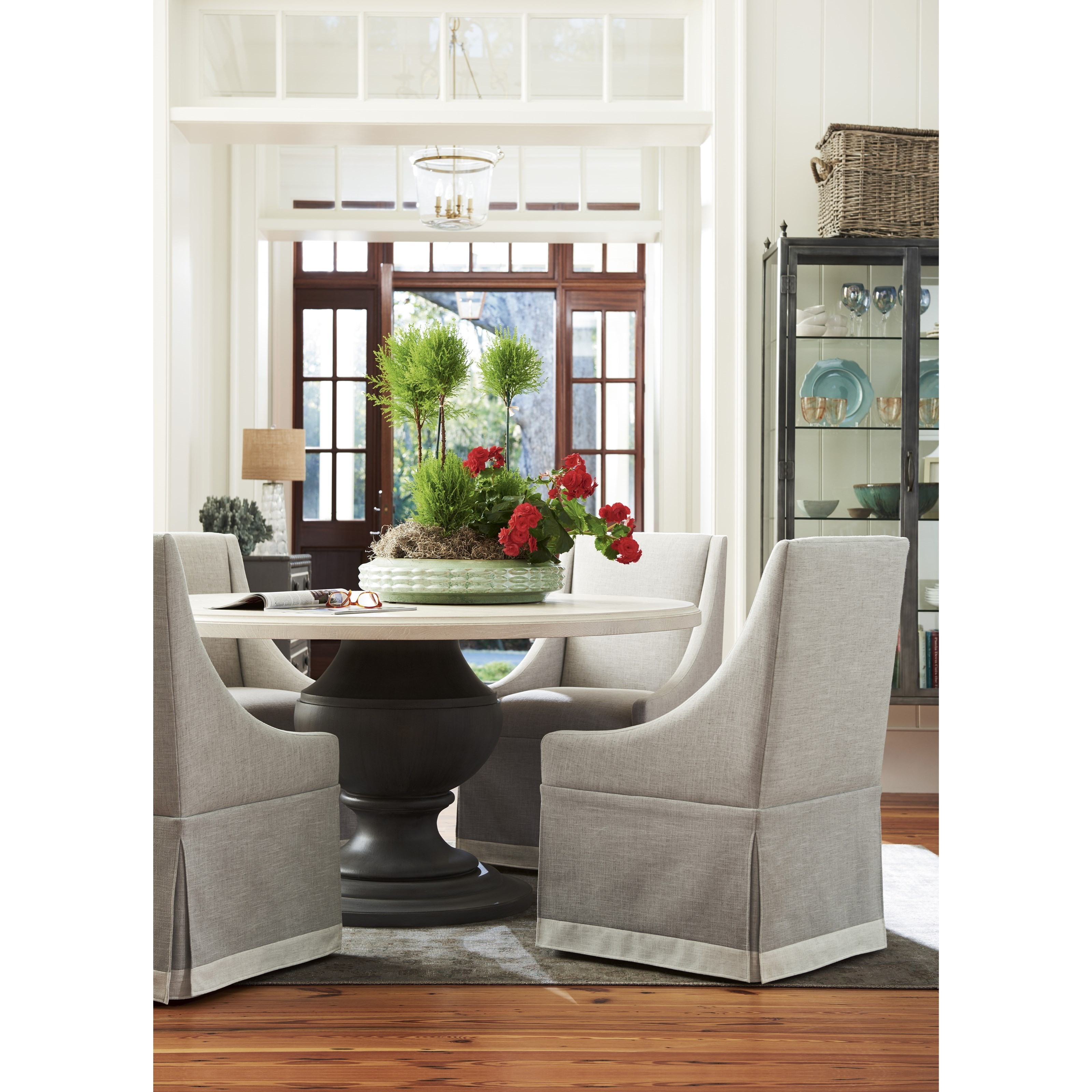Paula Deen By Universal Bungalow 795637 Cottage Host Chair