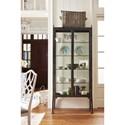 Paula Deen by Universal Bungalow Curiosities Chest with Glass Doors
