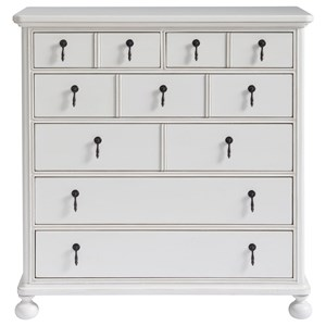 Paula Deen by Universal Bungalow Six Drawer Chest