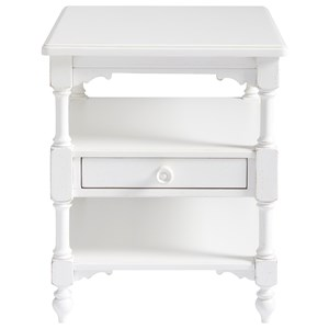 Paula Deen by Universal Bungalow Bungalow End Table