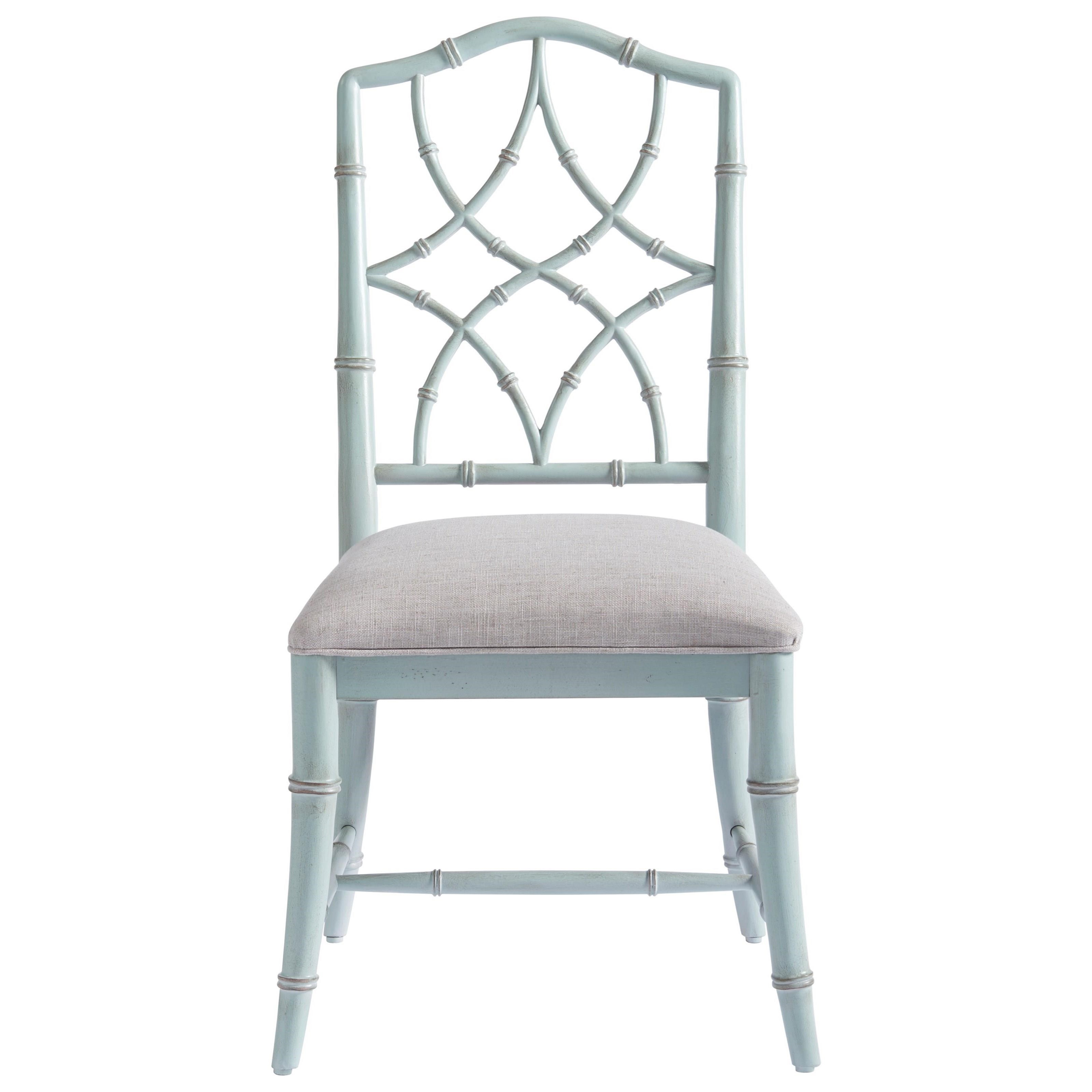 Paula Deen by Universal Bungalow Keeping Room Chair - Item Number: 795C624-RTA