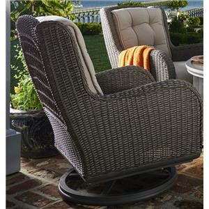 Darling Outdoor Swivel Lounge Chair