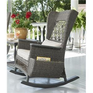 Paula Deen Darling Darling Outdoor Rocking Chair
