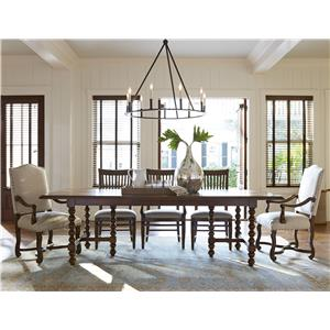 Morris Home Furnishings Darling Darling 5-Piece Dining Set