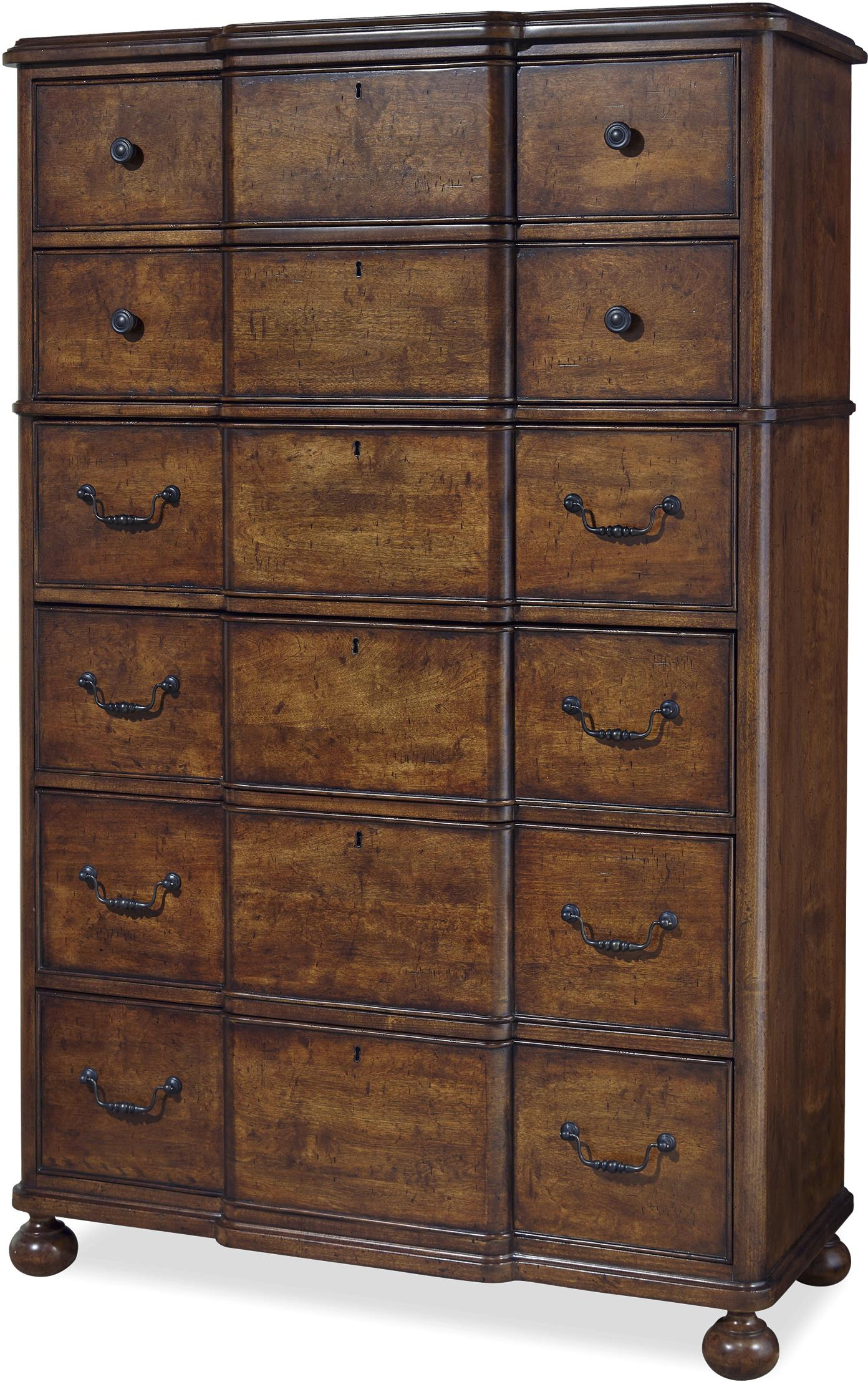 Paula Deen by Universal Dogwood Drawer Chest - Item Number: 596150