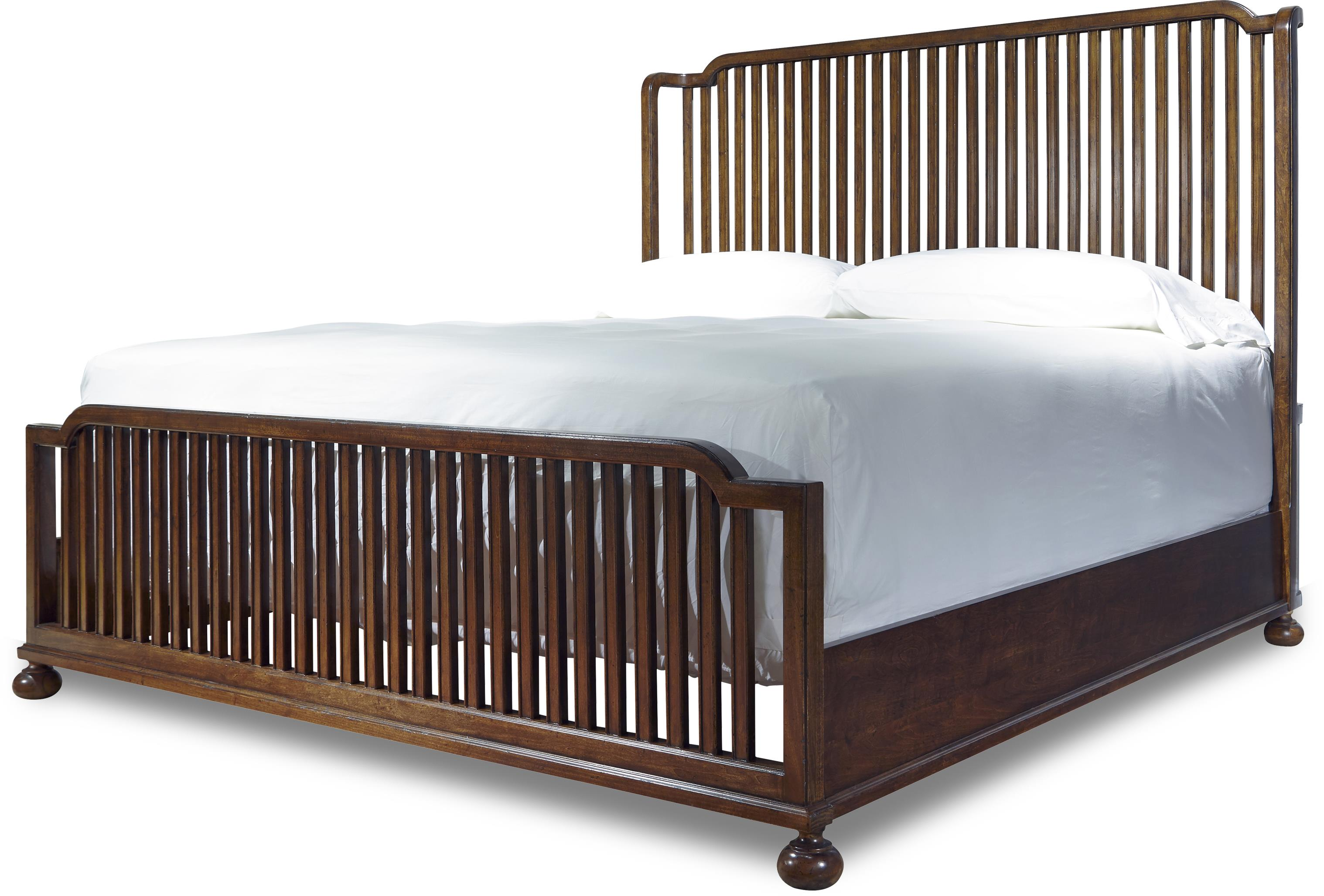 Paula Deen by Universal Dogwood The Tybee Island King Bed - Item Number: 596260B