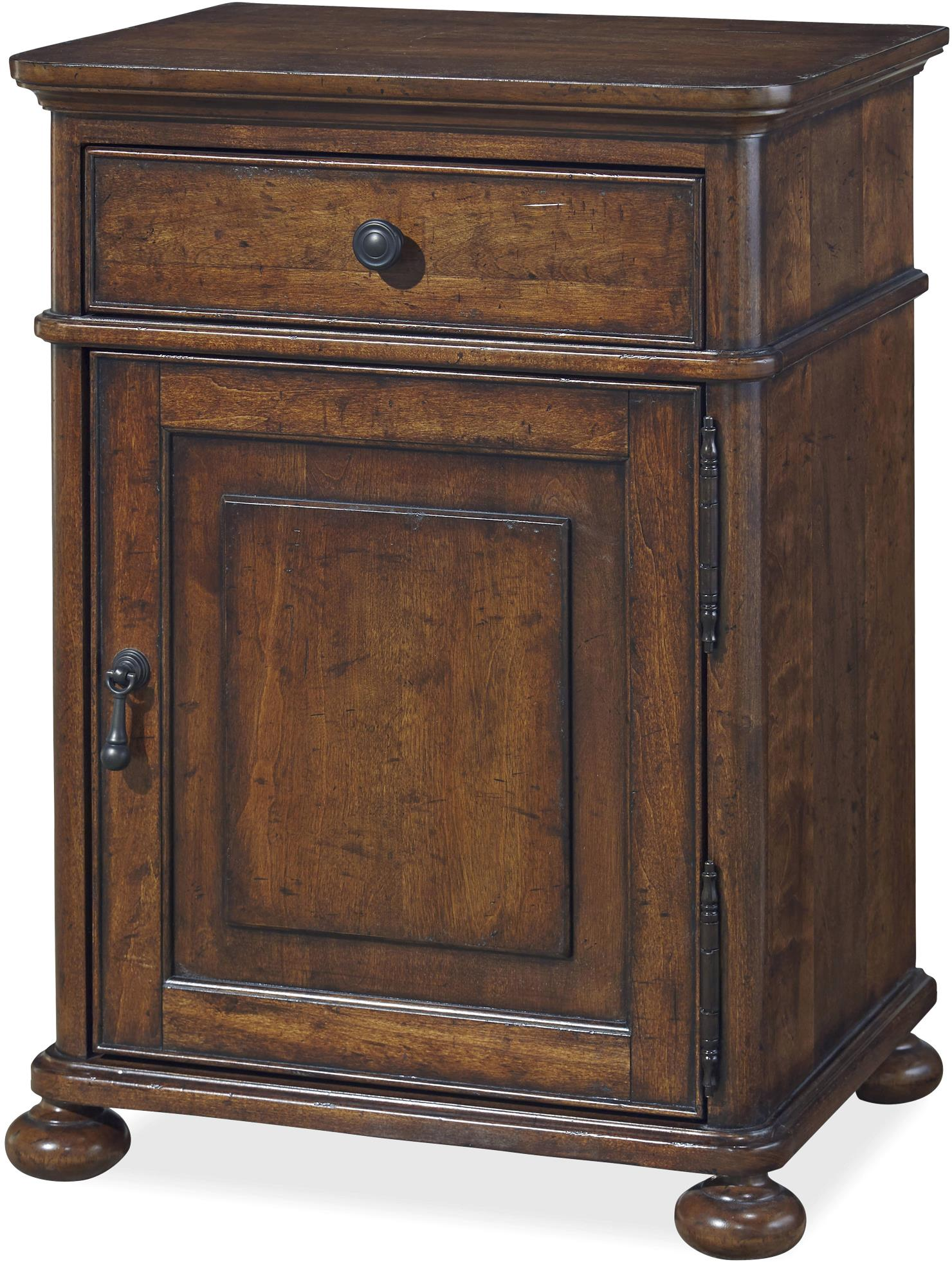 Paula Deen by Universal Dogwood Door Nightstand - Item Number: 596365