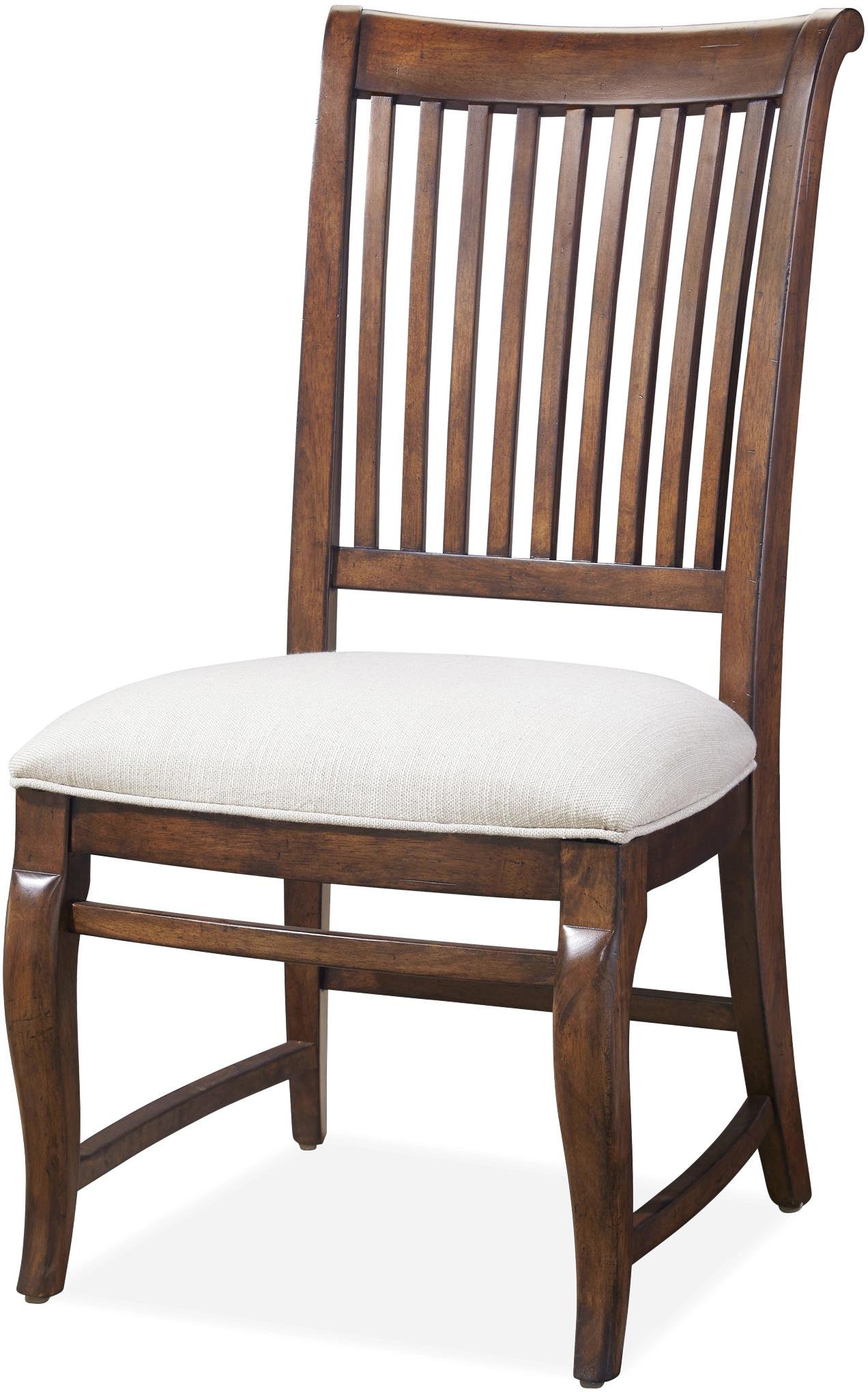 Paula Deen by Universal Dogwood Dogwood Side Chair - Item Number: 596634-RTA