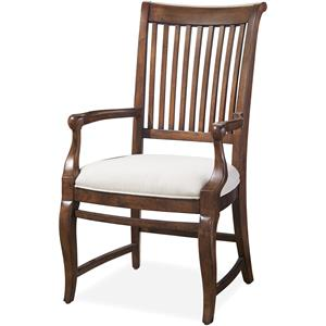 Paula Deen by Universal Dogwood Dogwood Arm Chair