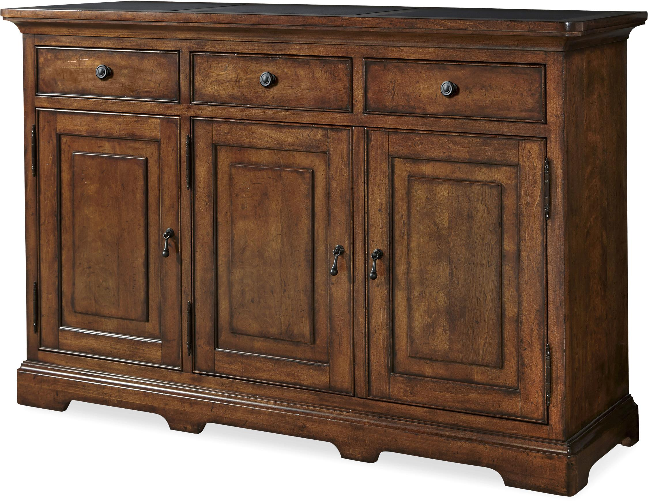 Paula Deen by Universal Dogwood Credenza - Item Number: 596679