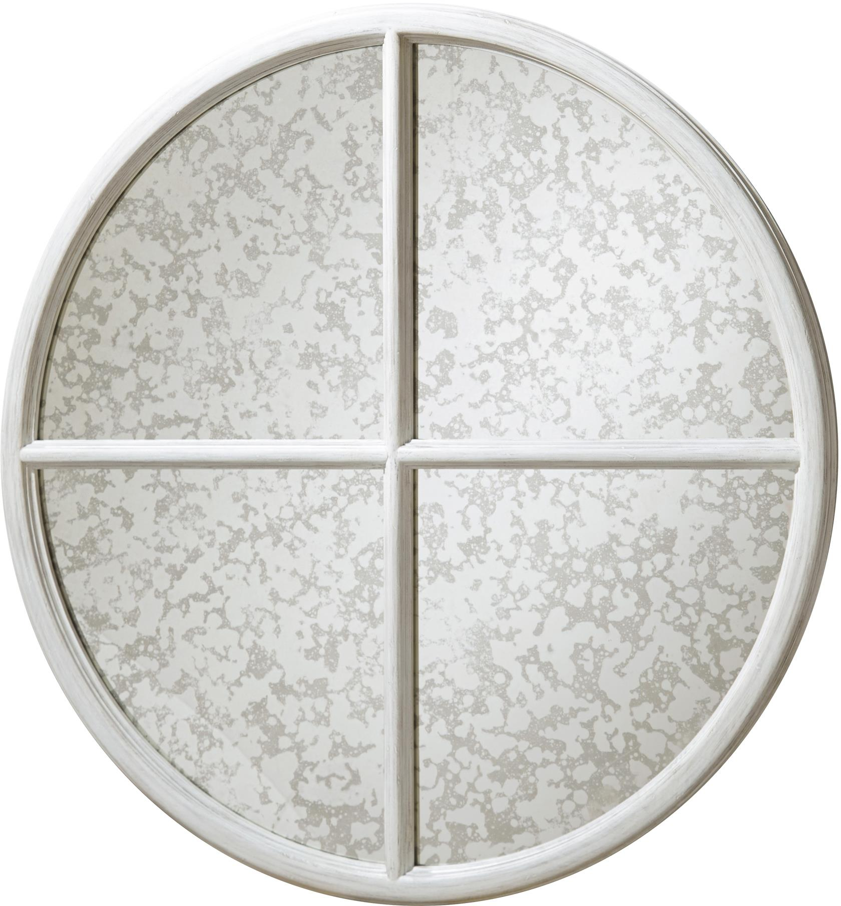 Paula Deen by Universal Dogwood Round Mirror - Item Number: 59709M