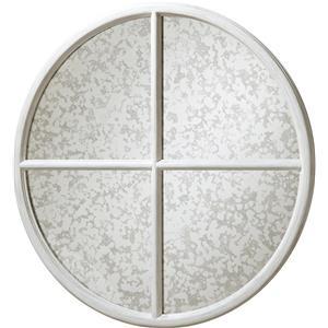 Universal Dogwood Round Mirror