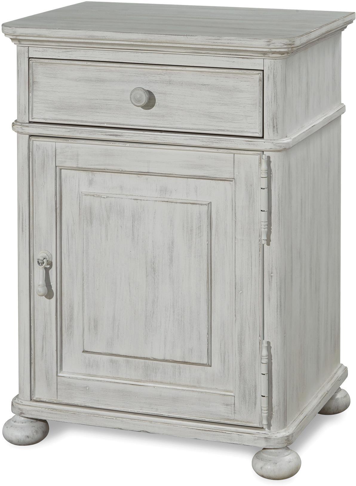 Universal Dogwood Door Nightstand - Item Number: 597365