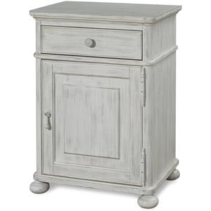 Universal Dogwood Door Nightstand