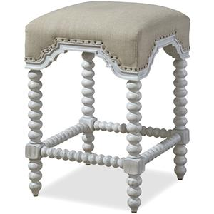 Paula Deen by Universal Dogwood Kitchen Stool