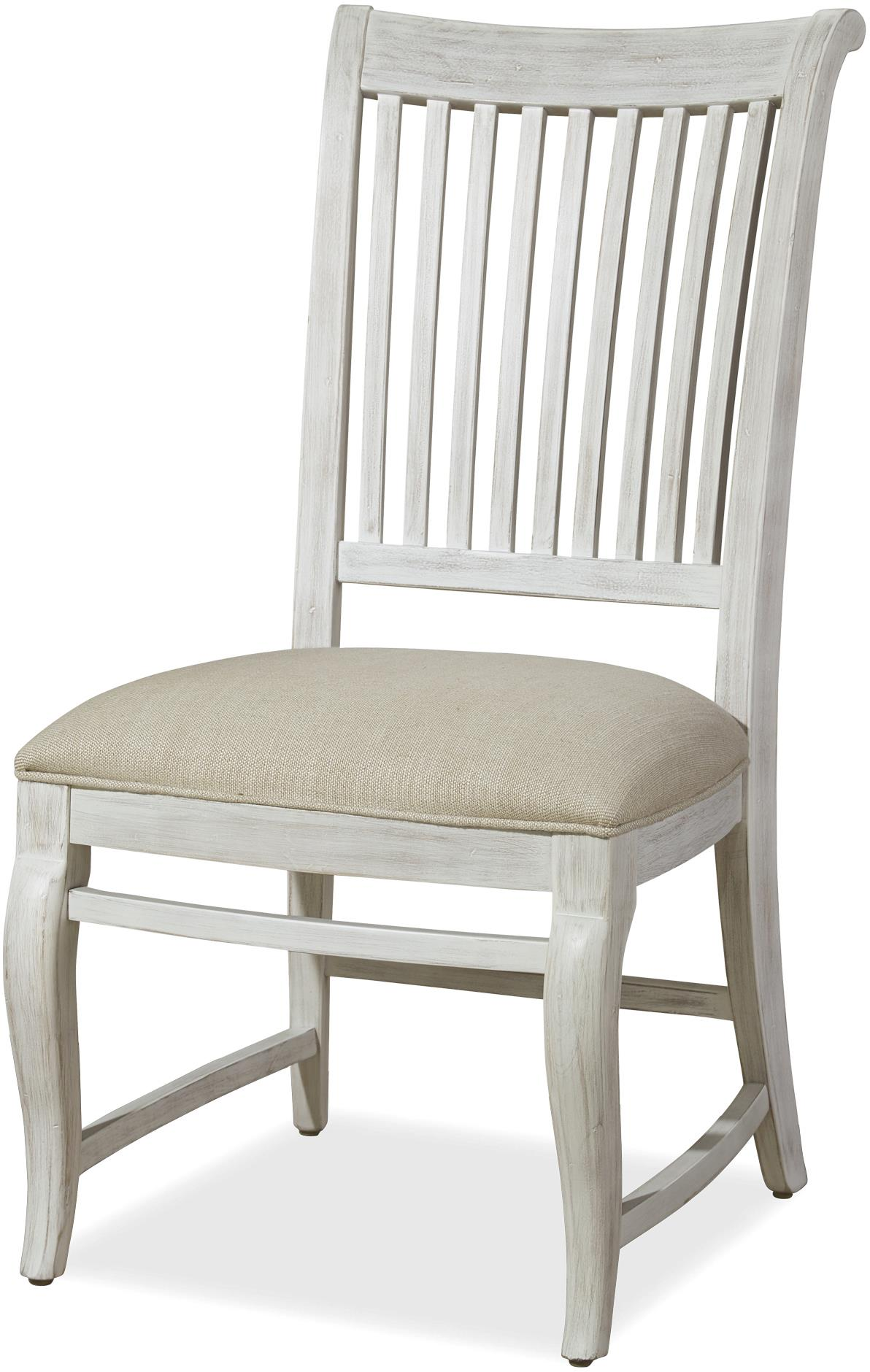 Paula Deen by Universal Dogwood Dogwood Side Chair - Item Number: 597634-RTA